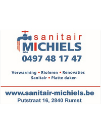 Sanitair Michiels